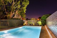 Pool and Spa / Outdoor Living | Pools | Design | Landscaping | Summer