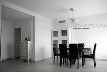MINIMALIST HOUSE 2 / VIVIENDA MINIMALISTA 2.       Un diseño de DiDá (+34 665 086 265) para Nicolás Escalona Construcciones / DECORACION E INTERIORISMO