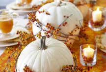 Home and garden decoration- Fall