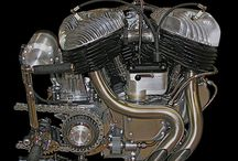 Engine  Motorcycle