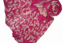 Butterflies & Bird Print Scarves @ Annie's Closet / A collection of beautiful scarves at affordable prices. This is the range of Butterfly and bird print scarves, available at www.anniescloset.co.uk or www.facebook.com/AnniesCloset