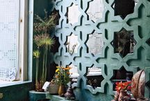Moroccan inspired design