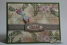 Awesomely artistic stampin up