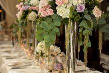 Gorgeous Table Centerpieces