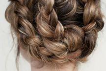 Smukt hår.. / Forskellige frisurer og opsættelser