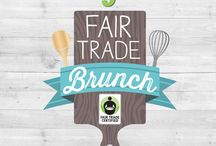 Fair Trade Brunch 2015 / MAY 1st - May 10th: The 2nd Annual Fair Trade Brunch on Pinterest! In the spirit of Mother's Day, we invited food bloggers to bring a dish to our virtual brunch party. It has turned out to be one of the most incredible brunch spreads you've ever seen: a unique celebration of Fair Trade Moms around the world. Browse theses drool-worthy recipes and photos, and then vote for your favorites by re-pinning them on Pinterest. Contest supported by: Vitamix. Visit http://BeFair.org! / by Fair Trade USA