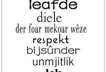 gedichten in het Fries
