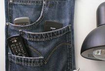 reciclados de jeans