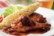 RECIPES Barbecue / Finger Lickin' Good BBQ recipes