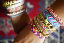 Bracelets / by Carmel Moreno