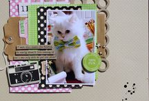 Animal Love / by Scrapbook & Cards Today