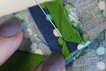 Quilting tips / by Beth Brinks