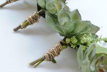 Wedding corsage / Flower