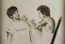 1D by hand / by ☆♥•♥ ☆kcredhed☆♥•♥