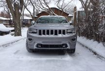 My Jeep Grand Cherokee Overland Ecodiesel
