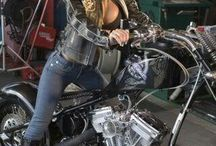 Hot Biker Babes / by Sincity Playwear