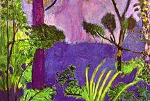 Henri Matisse / Henri Matisse né le 31 décembre 1869 au Cateau-Cambrésis, et mort, le 3 novembre 1954, à Nice, est un peintre, dessinateur, graveur et sculpteur français.  Fauvisme, Modernisme, Impressionnisme, Art moderne, Postimpressionnisme, Néo-impressionnisme