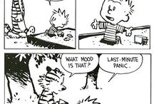 Comic strips