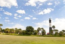 """10 Things to Do on Tybee / One of the best things about visiting Tybee Island, Georgia is that, although the town is """"big"""" in terms of attractions and amenities, it is geographically small – only 2.7 square miles.  Consequently, it is very easy to see and do a great many things in a short period of time."""