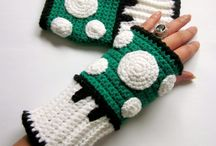 crochet for your hands :) / by Kim Kuiper