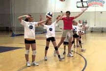 Volleyball drills for beginners