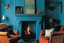 Blue Bedroom / by Tatiana Richey