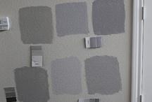 Grey paint shades