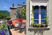 Terrasse / Jardin / Garden