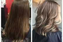 Hairstyles & color trends