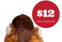 {Snoty Pets Dog Toys} / Snooty Pets is a Las Vegas pet bakery, grooming salon and boutique. Browse our selection of adorable, fun, and entertaining dog toys on www.snootypets.com!