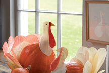 Fall & Thanksgiving Recipes / Recipes for the fall season and for celebrating Thanksgiving.