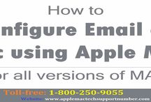 How to Configure Apple Email Account on Mac?