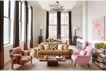 Interior Design Styles / Photos from blog posts on the many types of design styles such as Traditional and Transitional, I'll add many more as I post them.