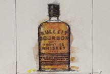 Bourbon Trail Art / Kentucky Bourbon Trail Art