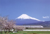 Getting Around / Trains, planes, boats and automobile transportation in Japan.