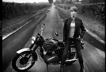 motorcycle session / by miss porcelain