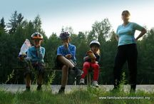 Baltic Madness / Photos and posts from a family adventure by bike to MoominWorld in Finland, via the Baltic States of Lithuania, Latvia and Estonia. / by The Family Adventure Project