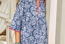 Model blus anak perempuan
