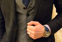 Men's Fashion / by Laura Ottomann