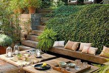 Trädgård och utomhus möbler/mm