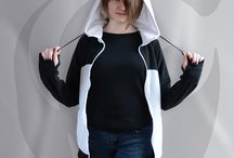 "Studioplat / Modern hoodie with ears from private designers Классные толстовки с ушками от мастерской ""Студиоплат"""