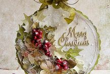 christmas decor inside / beautiful ideas for decorating inside for the holiday