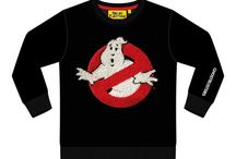 Ghostbusters! / Ghostbusers, Who ya gonna call?, Stay Puft Marshmallow Man, Slimer, Fashion, Children's fashion, Kid's fashion