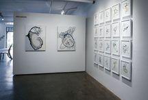 Walker Fine Art Exhibits