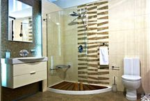 Bathroom Ideas / Ideas for home owners and sellers who want to upgrade their bathroom. #contemporary #classic #victorian #sink #bathtub #toilet #mirrors