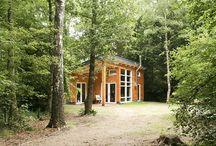 Kleine gebouwen / Een collectie van kleinere ORGA bouwwerken