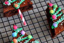 Gâteaux Noël