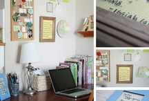 Home Office / by Melanie Mobley
