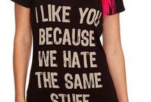 Shirts I should own