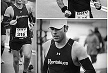 Running / Querer es poder. Disfruta corriendo y vive en movimiento.